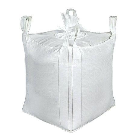 !!! Nowy Worek Big Bag beg 91/91/110 cm lej zasyp/wysyp 900 kg HURT!!!