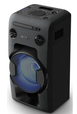 Coluna High Power SONY MHCV11 (Bluetooth) 470 Watts potência