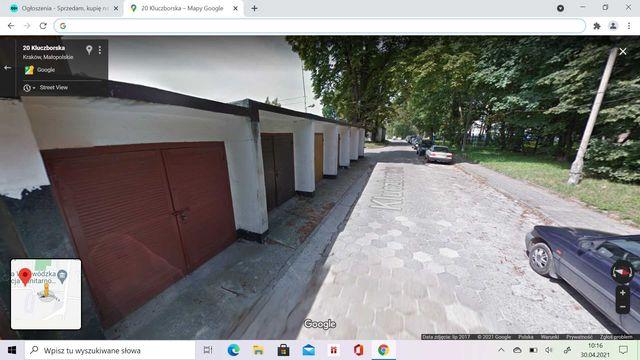 Sprzedam 2 Garaże na ul. Kluczborska, garaż 22 m2, garaż ok 35 m2,