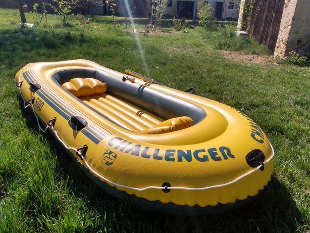 Ponton Challenger 500 + kapok gratis