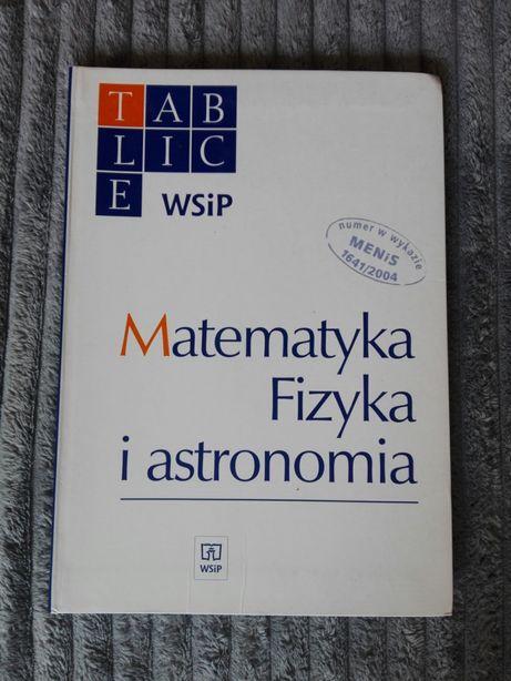 Tablice Matematyka Fizyka i Astronomia