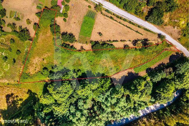 Terreno URBANIZÁVEL com 3400 m2 - a 5 min. da aldeia de xisto Quintand