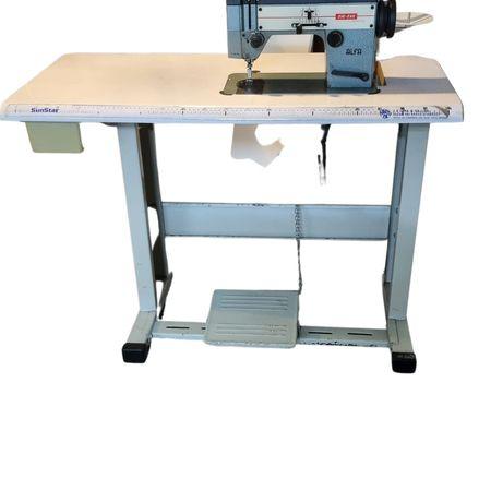 Maquina costura semi industrial