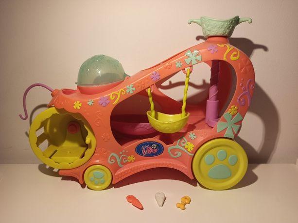 Littlest Pet Shop pojazd dla Pet Shopów