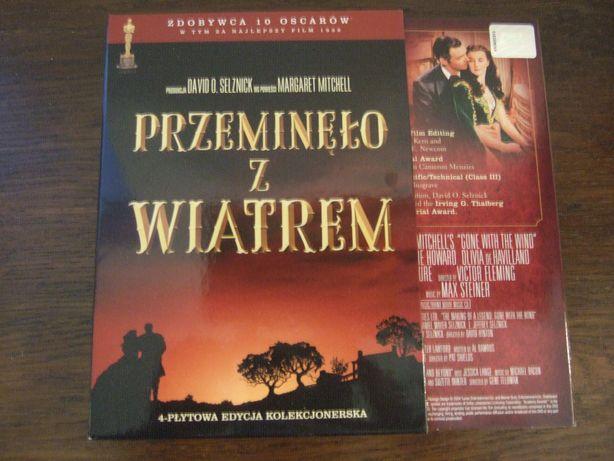 Przeminęło z wiatrem, DVD edycja kolekcjonerska - okazja