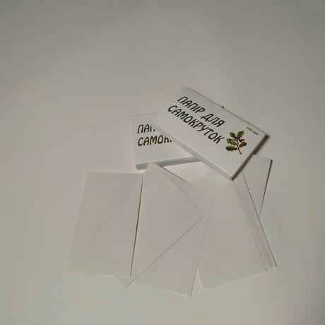 Бумага для самокруток, сигаретная бумага, для табака дубок Беларусь