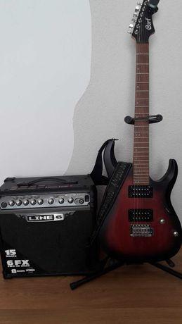 gitara elektryczna Cort