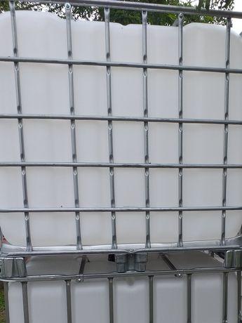 Zbiorniki paletopojemnik zbiornik mauser mauzer 1000l