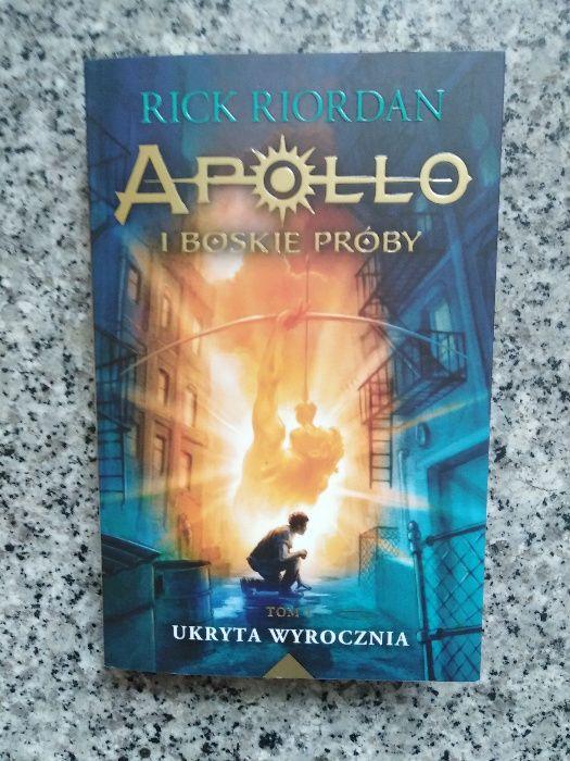 ksiazka Apollo i Boskie Proby tom 1 NOWA OKAZJA Wrocław - image 1