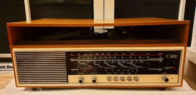 Radio Gramofon Unitra Diora Donatina !