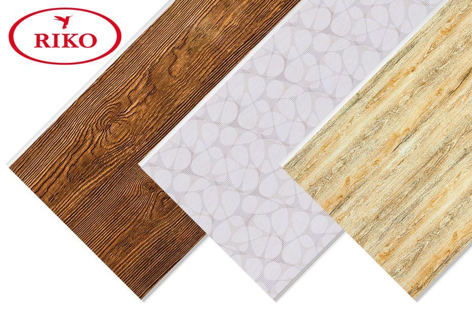 Пвх панели, пластиковые панели Riko - 8мм, панели на стену и потолок Днепр - изображение 1