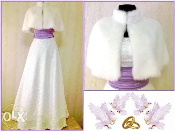 Июль! Акция! Новое дизайнерское эксклюзивное свадебное платье 44-46р.