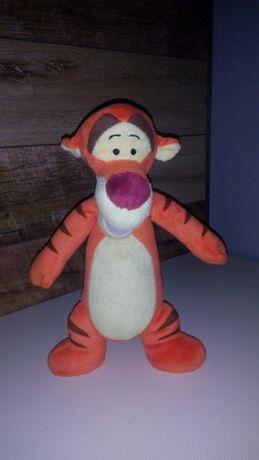 Музыкальная мягкая игрушка Тигр