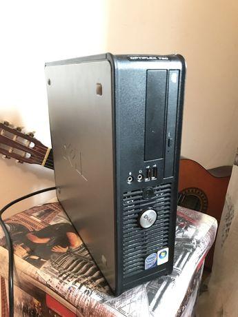 Desktop Caixa Torre Dell Optiplex 760