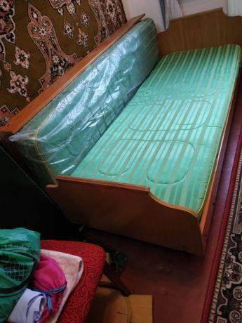 Продам ліжко односпальне