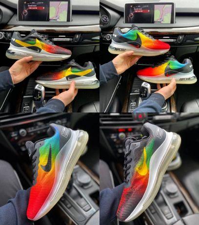 Мужские кроссовки Nike Air Max 720 40-45 Хит Весны 2021! Наложка! Топ