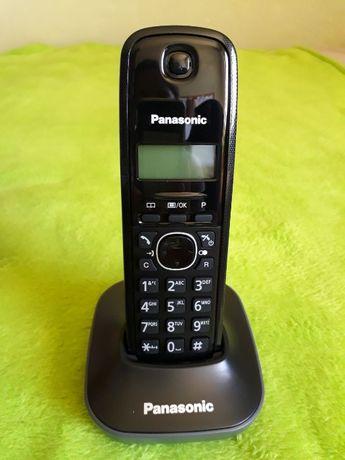 Telefon Panasonic KX TG 1611 bezprzewodowy przenośny NOWY