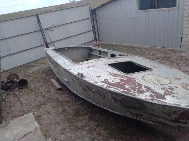 Лодка алюмінієва/лодка алюминиева