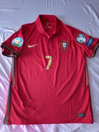 Camisola selecção Portugal Ronaldo
