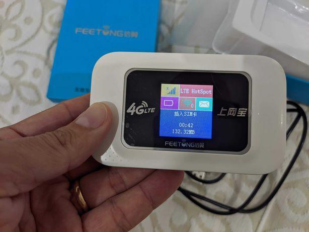Router 4G a bateria com WiFi