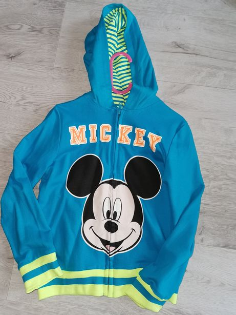 Bluza Mickey 128cm