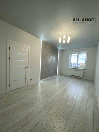 Стильна 1 кім квартира з ремонтом, новобудова