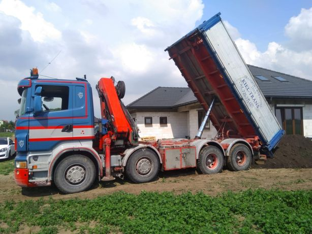 Usługi transportowe, HDS