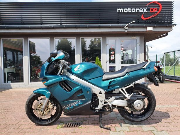Honda VFR750 VFR 750 oryginał Motorex DP Gniezno