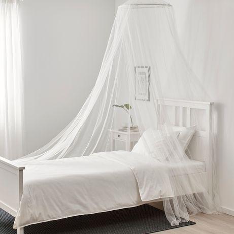 Dossel Rede mosquiteira IKEA Bryne branca