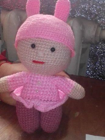 В'язанні лялечки