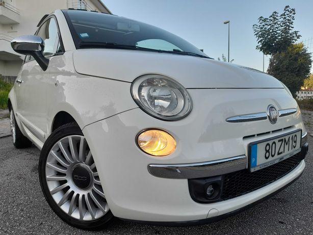 Fiat 500 * TETO PANORAMICO ABRIR * 108.000 Quilómetros *