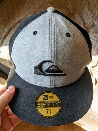 Oryginalna czapka New Era Quicksilver rozmiar 7 3/8 - 58.7 cm