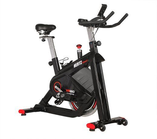 Rower treningowy magnetyczny spinningowy Hertz XR-660
