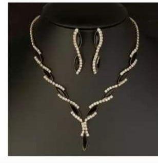 Elegancka biżuteria okazjonalna stal chirurgiczna