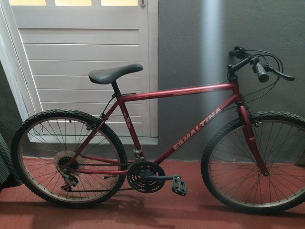 Bicicleta de montanha roda 26, de criança roda 24