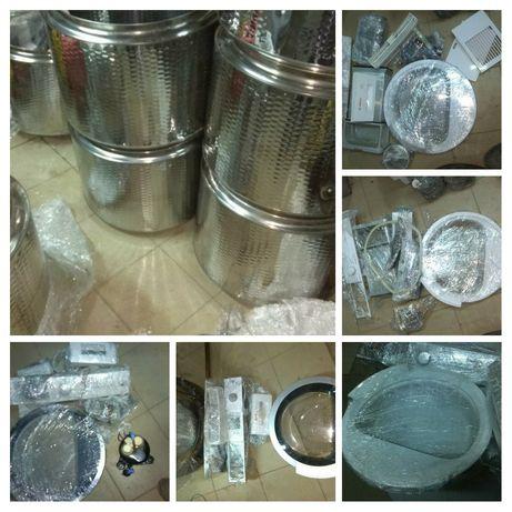 Запчасти (ремонт) сушка сушильная машина Bosch и Siemens баки