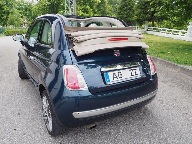 Fiat 500 C automático GPS  Xenon