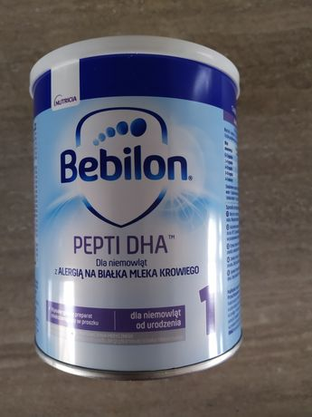 Bebilon papti DHA 1 wymienię na dużą Milkę