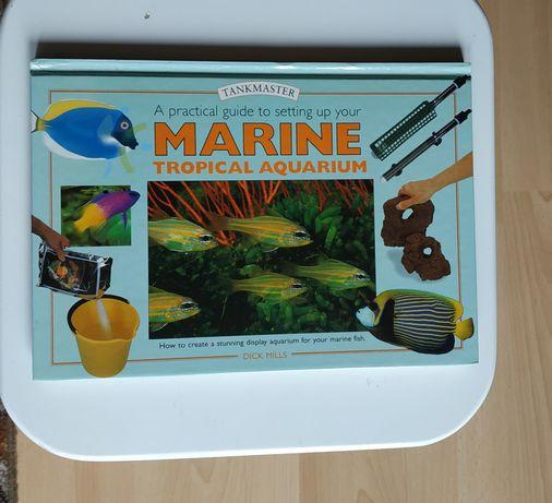 Książka o hodowli morskich rybek akwariowych