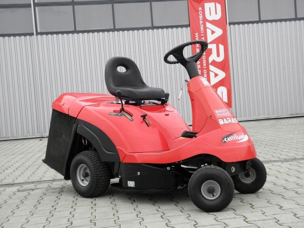 Traktorek kosiarka Castelgarden (280204) - Baras