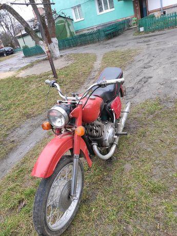 Продам мотоцикл Иж 6в