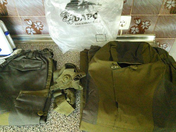 Gorka 4 BARS Spetsnaz farda militar combate russa fardamento Rússia