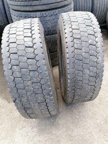 Шины грузовые бу 285/70R19,5 KAMA .