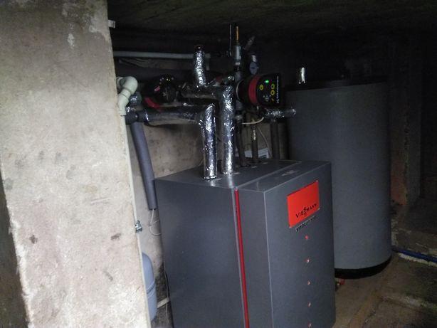 Pompa ciepła viessmann vitocall 300 toshiba 12kw/14kw/16kw
