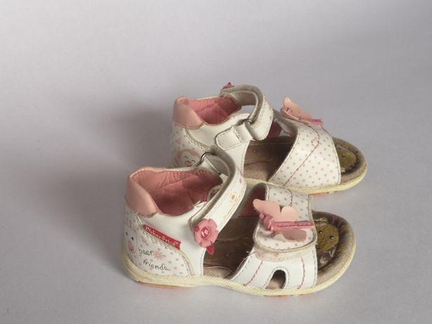 Sandałki Fisher Price roz 22 - wkładka 13,5 cm