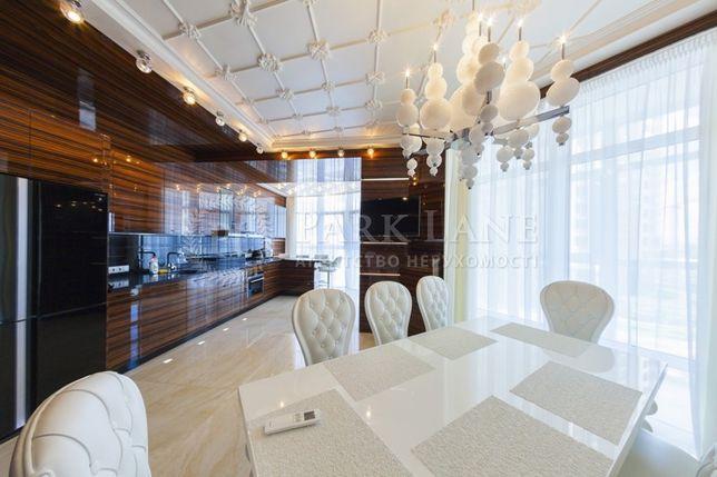 Шикарная, дизайнерская 4к. квартира Новопечерские Липки Драгомирова 16