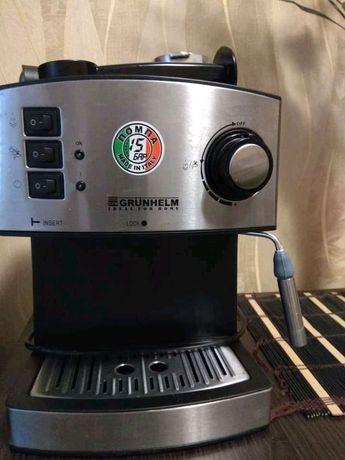 Кофеварка grunhelm gec15 Торг !!!