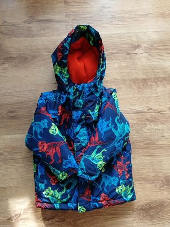 Куртка зима демисезон 3в1 children place