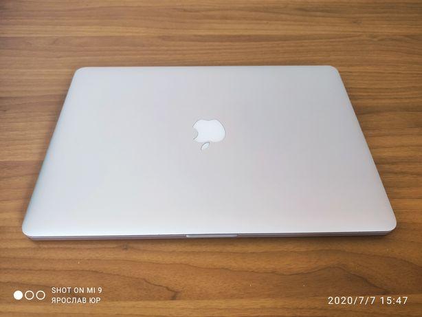 MacBook Pro 15 mid 2015 i7-2.5/16/500gb/R9 370x 2gb MJLT2