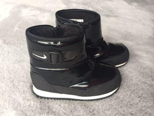 Nike winter jogger zimowe kozaczki 23,5